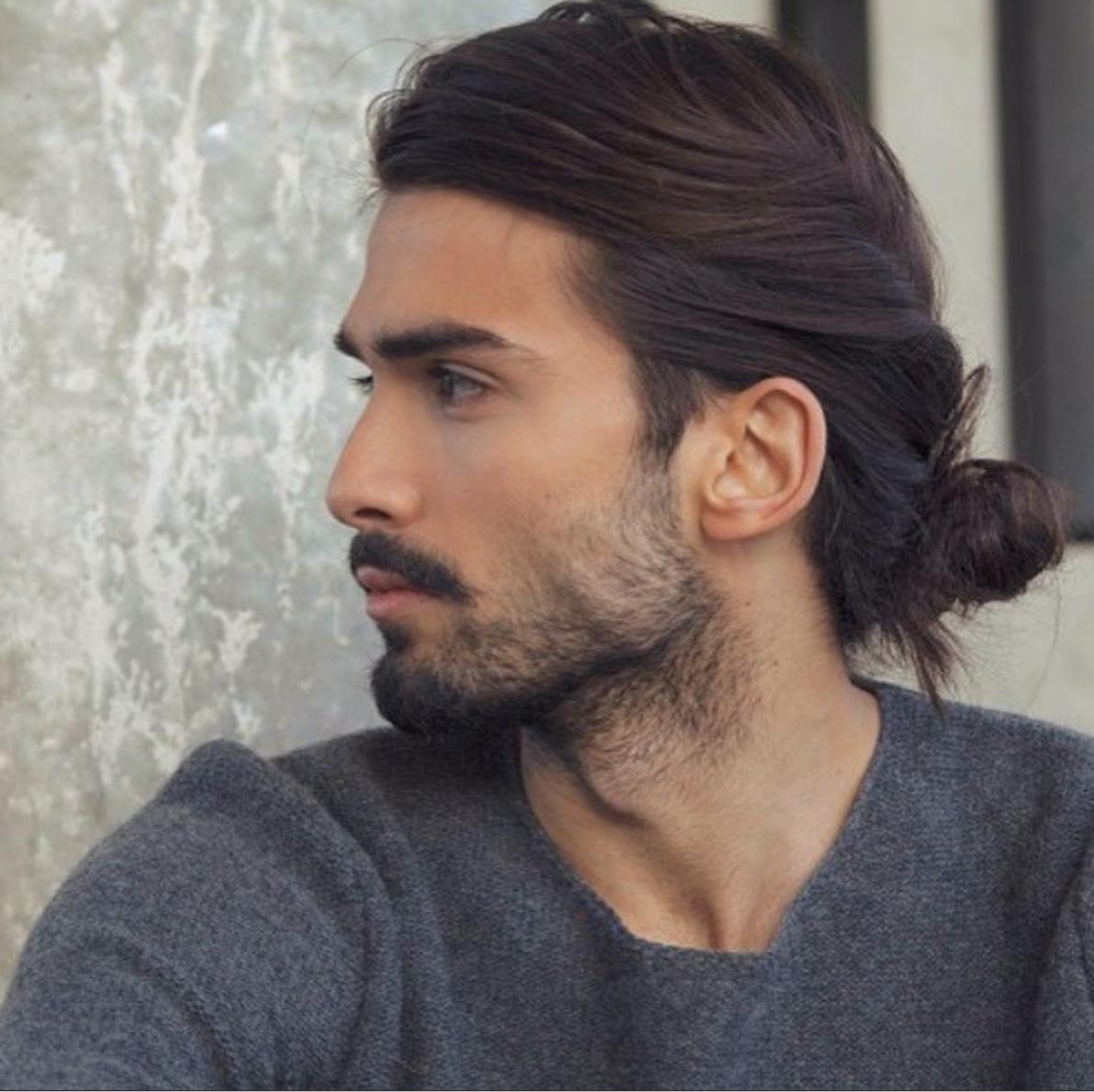 Причёски 2018 мужские фото и название