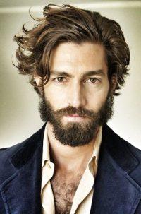 model barba