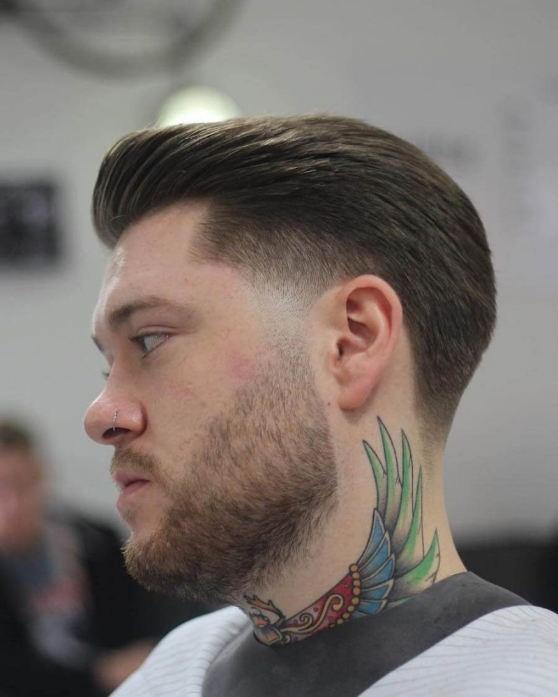 tunsori barbati scurte