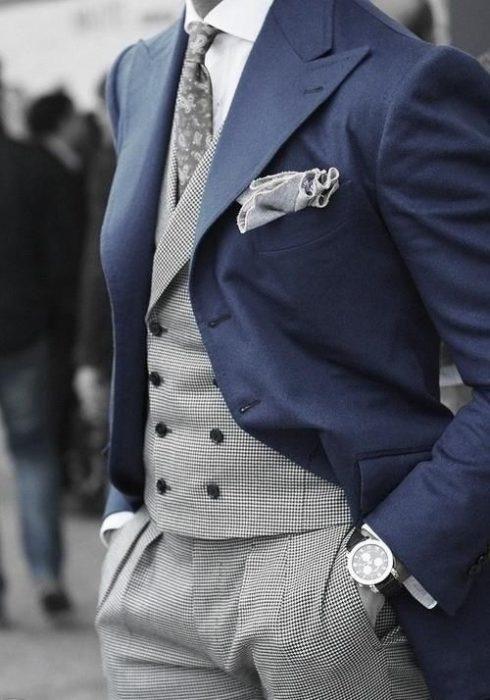 costume elegante