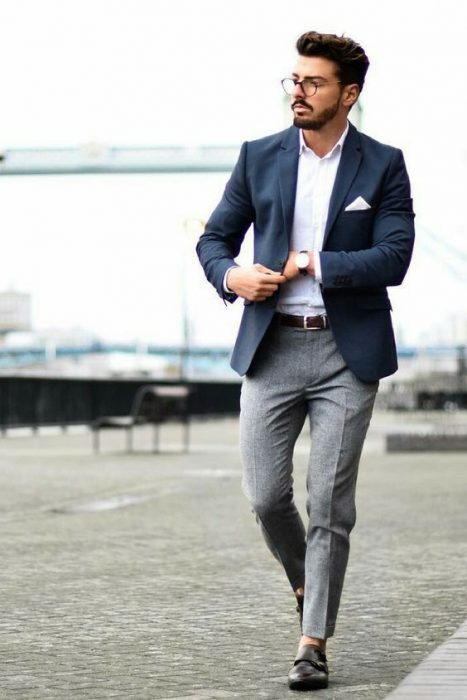 tinuta black tie barbati