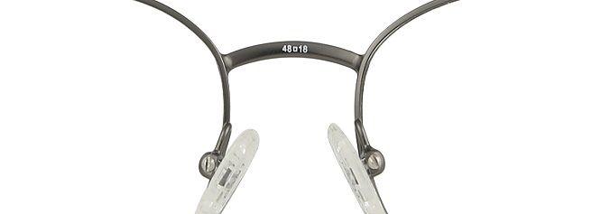 dimensiunea ramei de ochelari