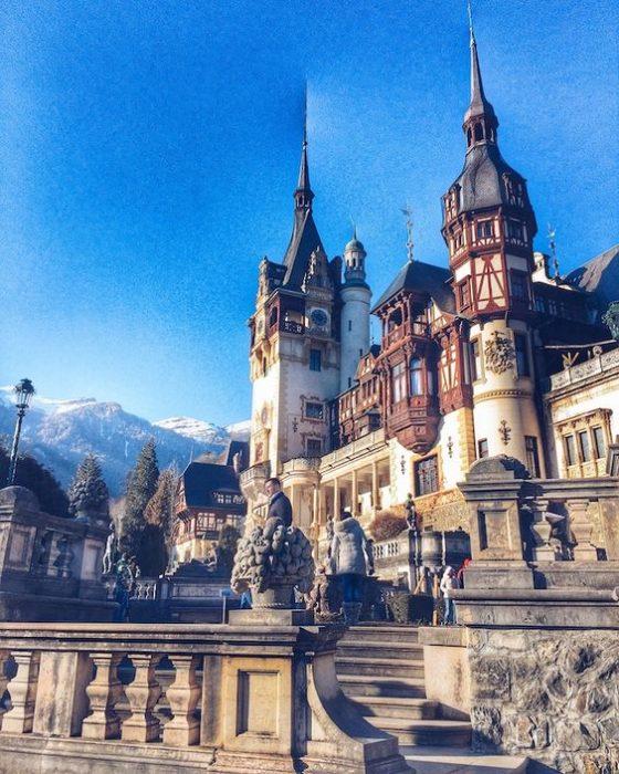 castel sinaia
