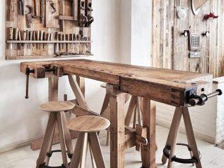 masa stil lemn