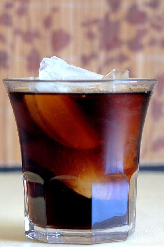jack and coke