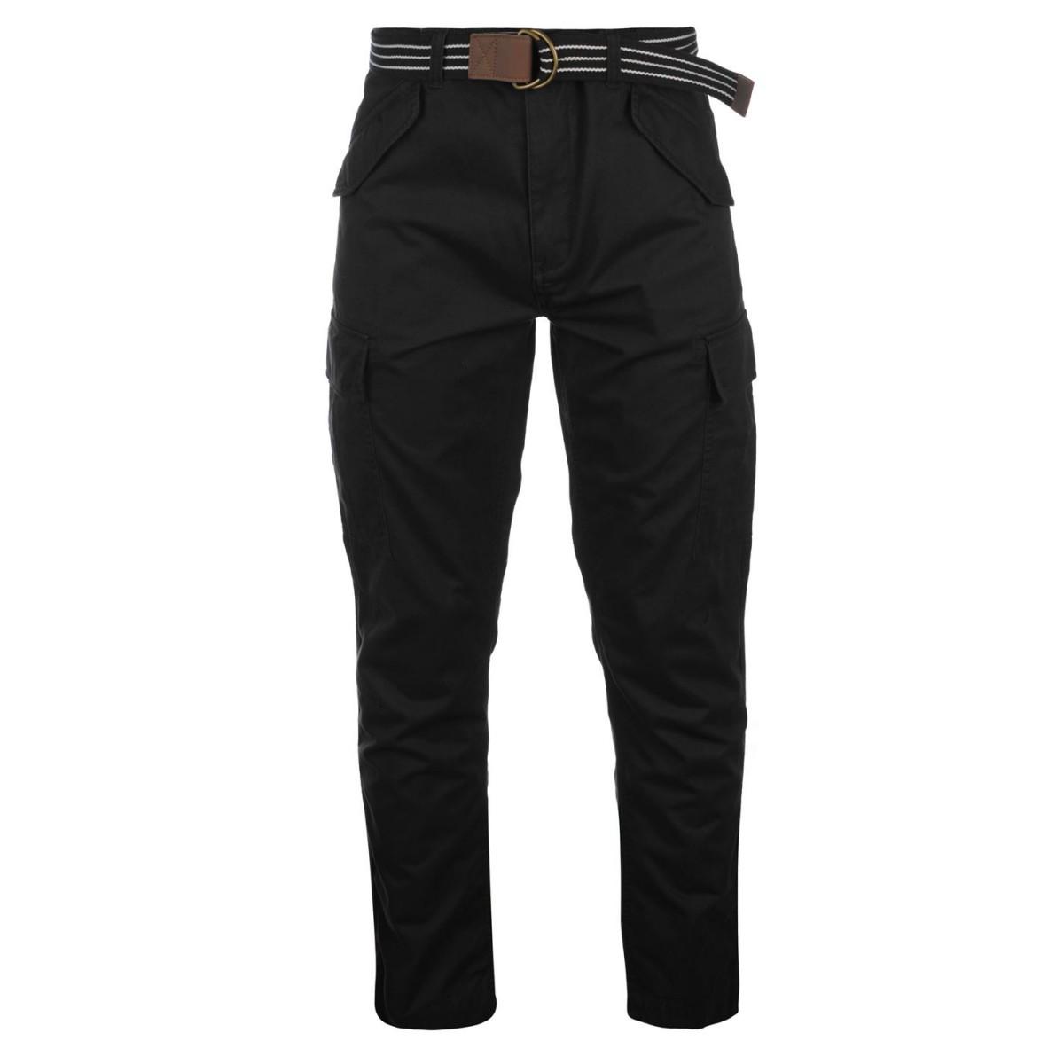 pantaloni pierre cardin cardin belted cargo pt barbati 51004822 l