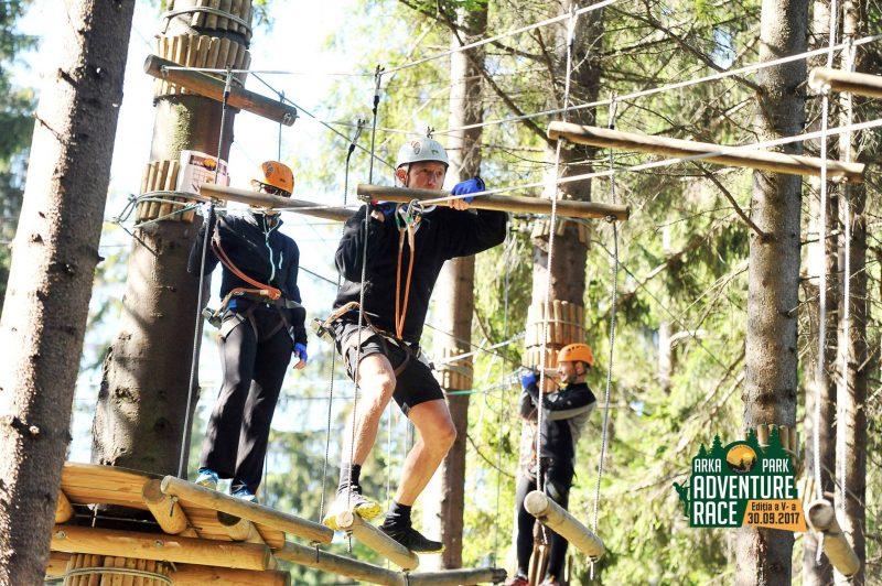 parc de aventura in Paltinis