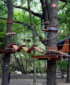 parc de aventura paradis land